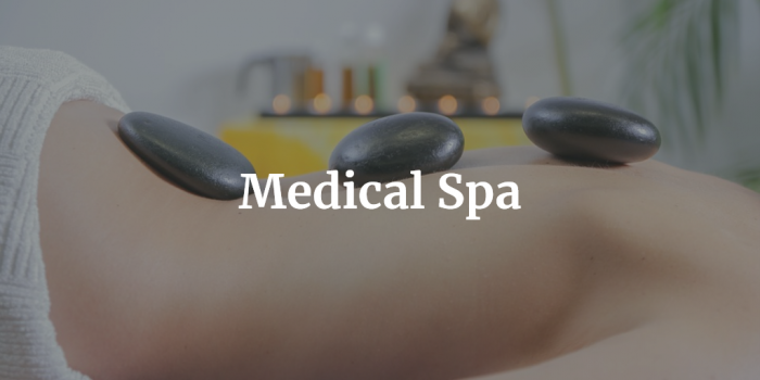 Kelowna med spa services